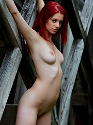 Sun Erotica Presents: Ariel - SunErotica.com - Hammer away Most excellently Well done Girls In Hammer away World