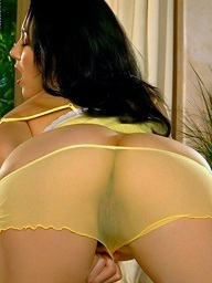 Foxes.com: Jelena Jensen - Chubby Fat Natural Tits Gradual Pussy