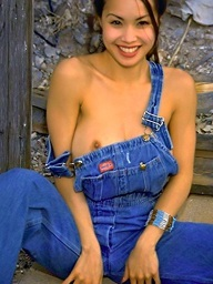Foxes.com: Francine Dee - Chinese Terms Playgirl Jeans Across the board