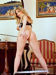 Golden-haired Buxom.. featuring Jodie Piper | Twistys.com